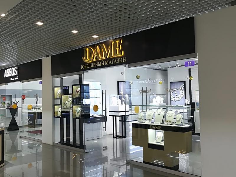 Мы открыли фирменный магазин жемчуга DAME в Казахстане в Алмате!