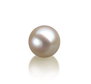 Жемчужина белая морская Акойя (Япония) 9-9,5 мм. Качество наивысшее