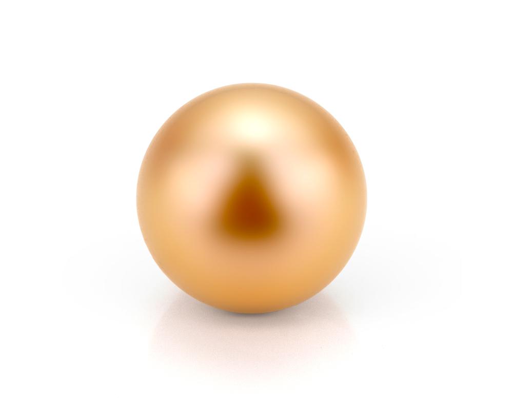 Жемчужина золотистая морская (Австралия) 11,6-11,9 мм. Класс наивысший ААА