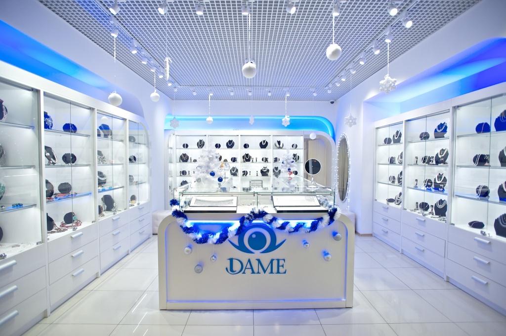 Самый большой магазин жемчуга в Санкт-Петербурге