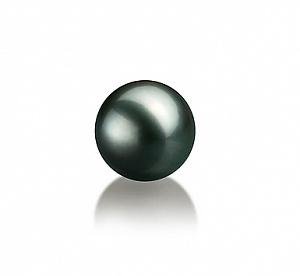 Жемчужина черная морская Акойя (Япония) 7-7,5 мм. Качество наивысшее