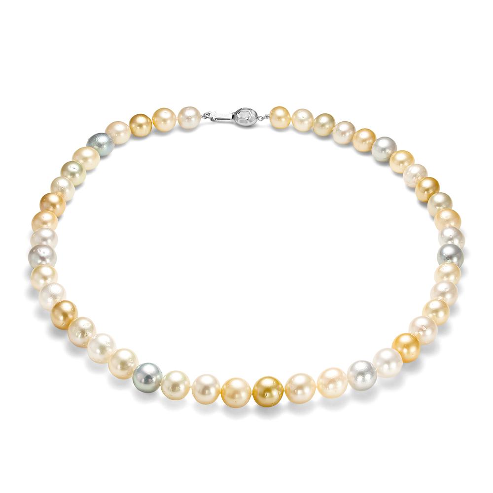 """Ожерелье """"микс"""" из морского Австралийского жемчуга. Жемчужины 9-10 мм"""